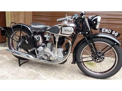Lot 58 - 1938 Norton CS1