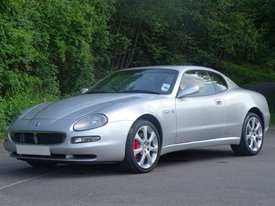 Lot 26-2004 Maserati 4200 GT