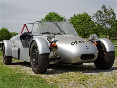 Lot 1-Costin Prototype