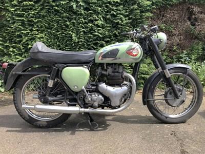 Lot 20 - 1955 BSA A7