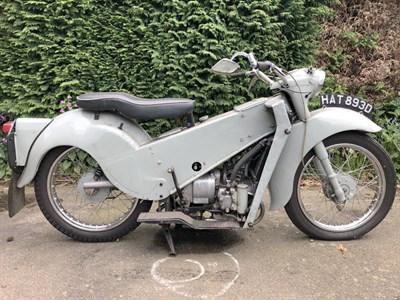 Lot 22 - 1966 Velocette LE
