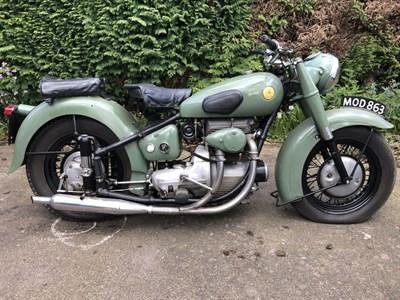 Lot 27 - 1951 Sunbeam S7 Deluxe