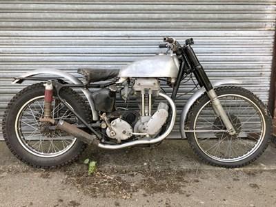 Lot 35 - 1954 AJS 16MS