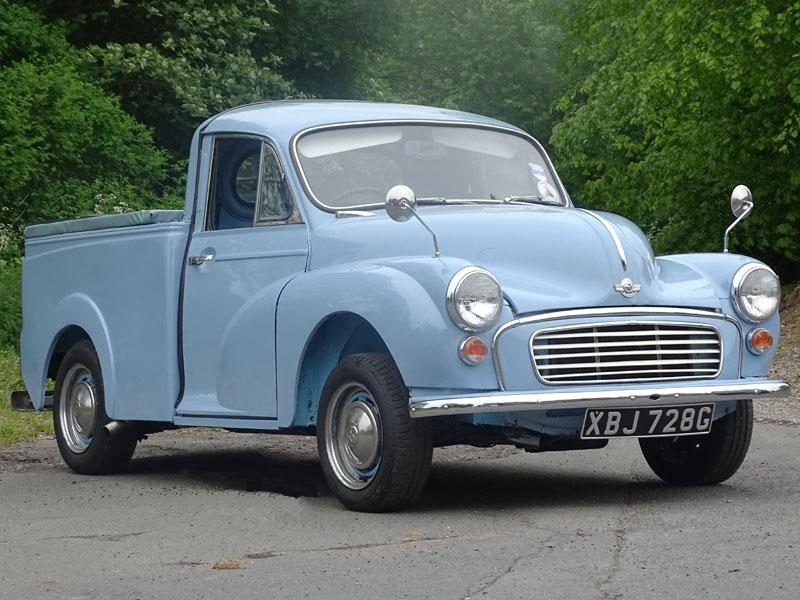 Lot 61-1969 Morris Minor 1000 Pickup