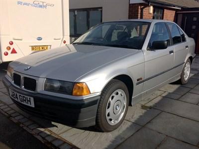 Lot 91-1992 BMW 316i