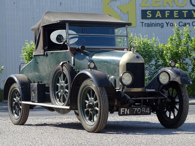 Lot 9 - 1925 Morris Cowley 'Bullnose' Tourer