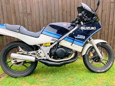 Lot 94 - 1984 Suzuki RG250