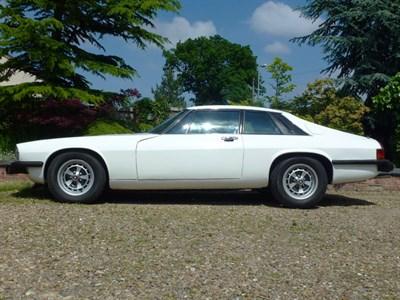 Lot 79-1977 Jaguar XJ-S 5.3