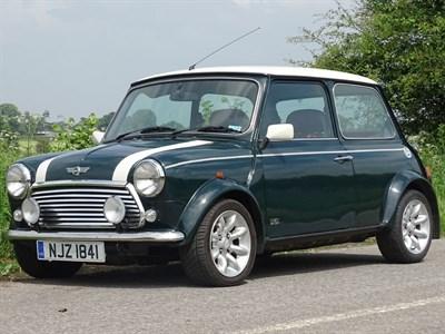 Lot 15-2000 Rover Mini Cooper