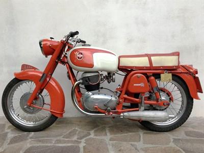 Lot 68 - 1967 Gilera B300 Extra
