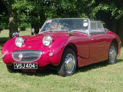 Lot 97-1959 Austin-Healey 'Frogeye' Sprite