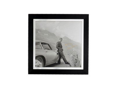 Lot 26-Sean Connery as James Bond (Signed)