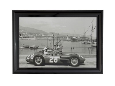 Lot 2-'Moss at Monte Carlo' (Signed)