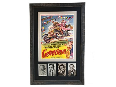 Lot 66-A Genevieve Film Poster
