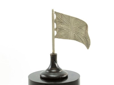 Lot 31-Baden Powell Boy Scout Union Jack Flag Mascot