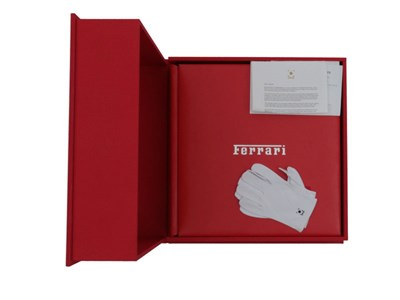 Lot 3-'The Official Ferrari Opus'