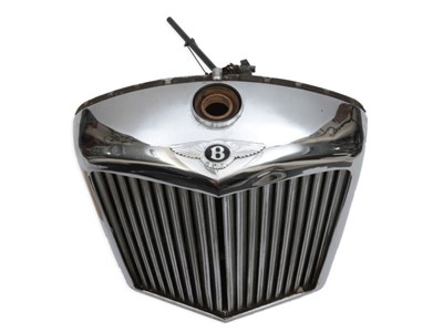 Lot 54-A Derby Bentley Radiator