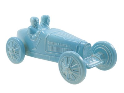 Lot 87-Bugatti T35 Porcelain Model