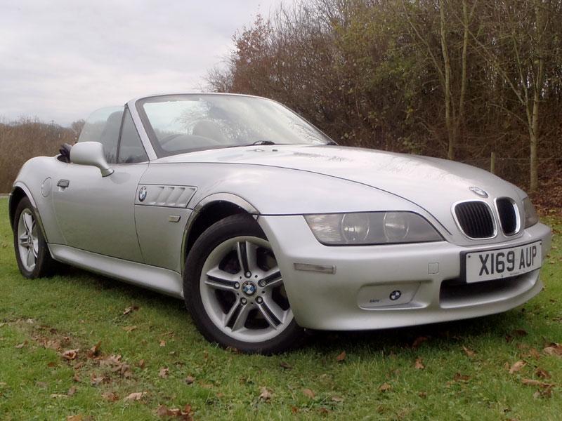 Lot 27-2000 BMW Z3