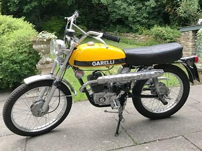 Lot 73 - 1974 Garelli Tiger Cross