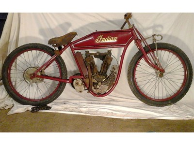 Lot 74-1914 Indian 'Little Twin'