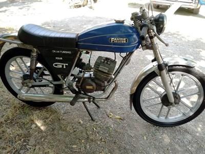 Lot 76 - 1974 Fantic GT4