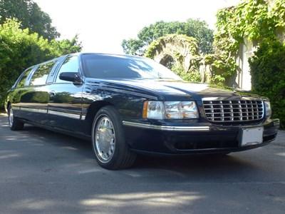 Lot 126-1998 Cadillac De Ville Limousine