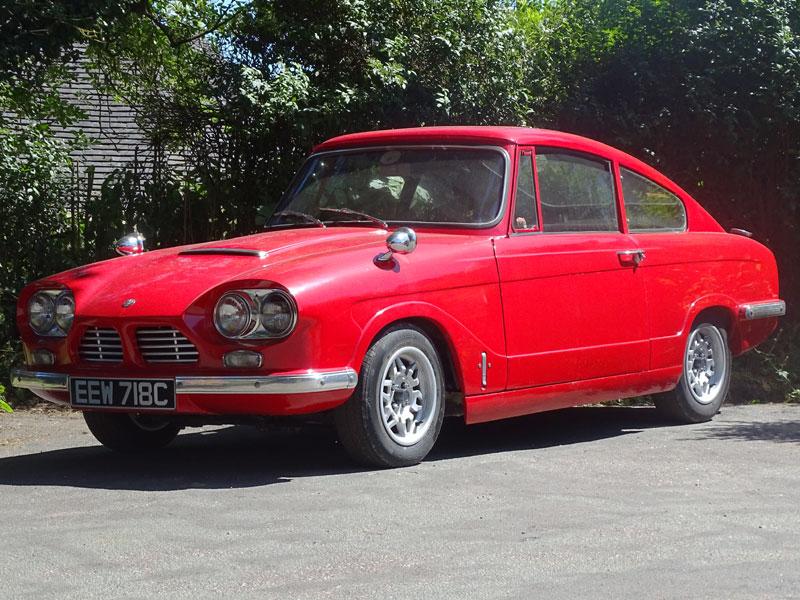 Lot 5 - 1965 Bond Equipe GT 4S