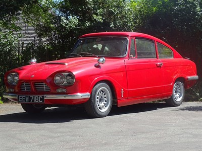 Lot 5-1965 Bond Equipe GT 4S