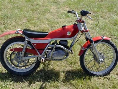 Lot 79 - c.1974 Bultaco Chispa