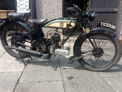Lot 82 - 1927 BSA Model L