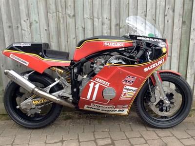 Lot 86 - 1978/9 Harris XR69 F1