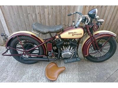 Lot 42 - 1931 Harley Davidson VL