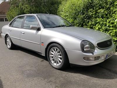 Lot 69-1998 Ford Granada Scorpio Ultima Cosworth