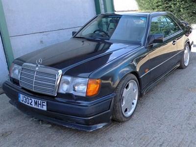 Lot 56-1991 Mercedes-Benz 300 CE-24