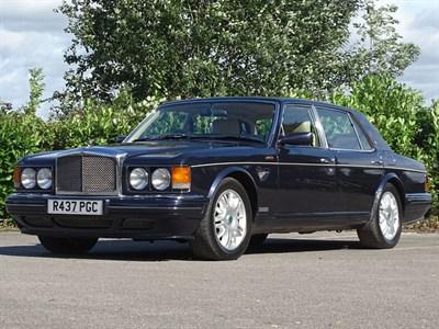 Lot 39-1998 Bentley Brooklands R Mulliner
