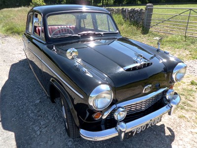 Lot 132-1957 Austin A55 Cambridge