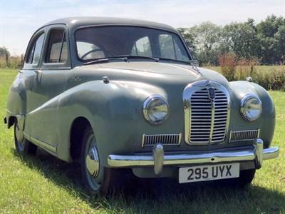 Lot 108-1954 Austin A40 Somerset