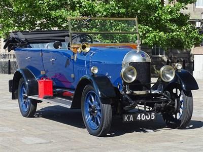Lot 118-1926 Morris Oxford 'Bullnose' Tourer