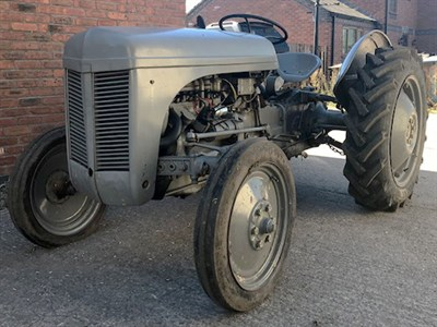 Lot 65-Ferguson TEA-20 Tractor