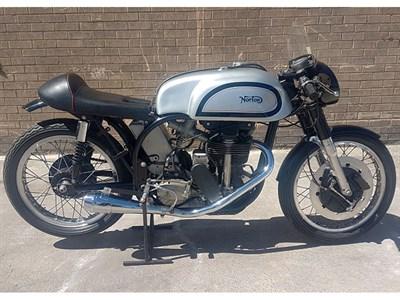 Lot 85 - 1961 Norton Manx 40M