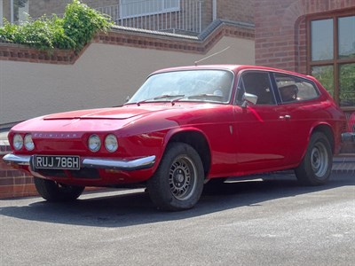 Lot 7-1970 Reliant Scimitar GTE