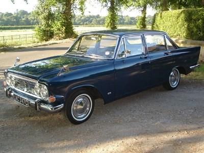 Lot 129-1965 Ford Zodiac MKIII