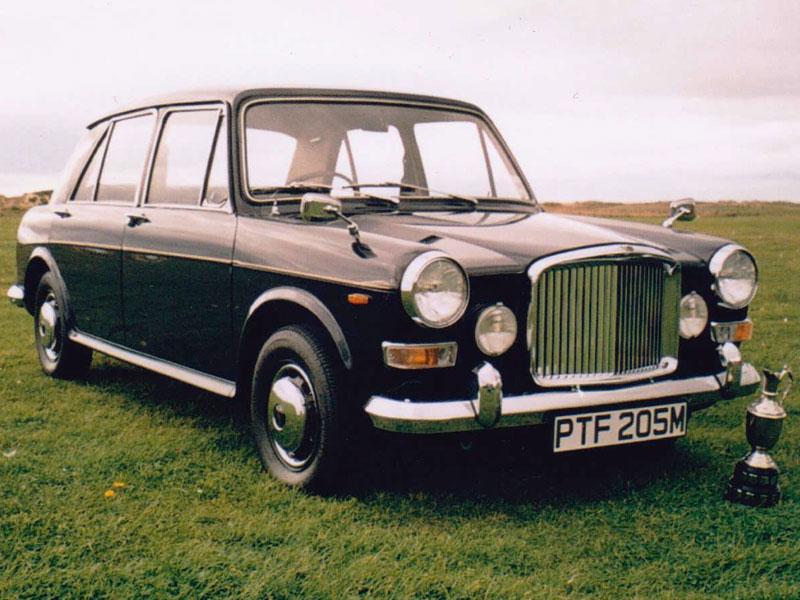 Lot 43 - 1973 Vanden Plas Princess 1300