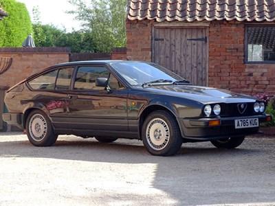 Lot 53 - 1983 Alfa Romeo GTV6 2.5