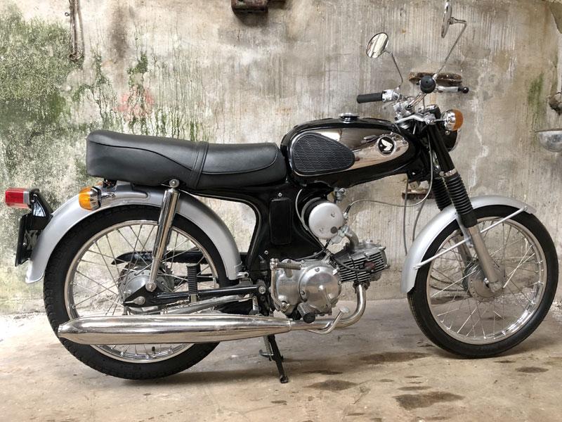 Lot 84 - 1965 Honda S90