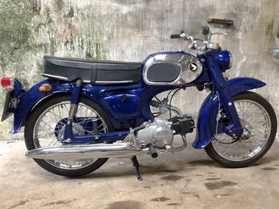 Lot 86-1964 Honda C200
