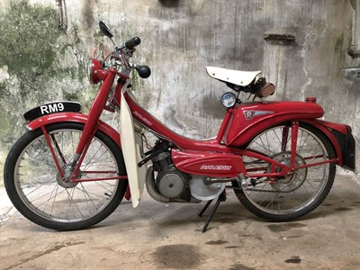 Lot 87-1969 Raleigh RM9 Ultramatic