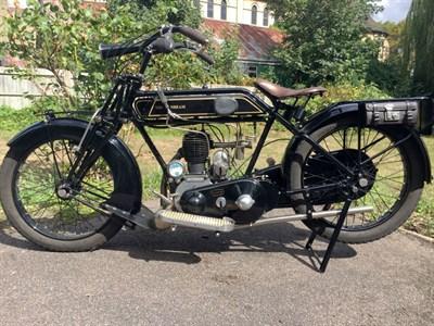 Lot 103 - 1921 Sunbeam Model 7