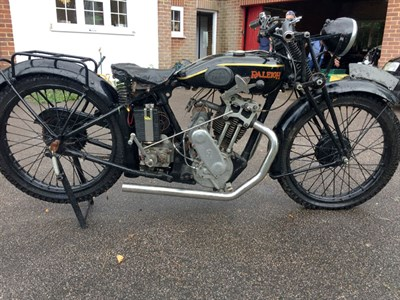 Lot 109 - 1932 Raleigh MH32